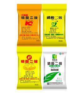 磷酸二铵—爱磷—64%—粒状—黄色—50kg
