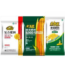 高塔硝基智控复合肥—金稻能—40%(18-10-12)—粒状—白色—40kg