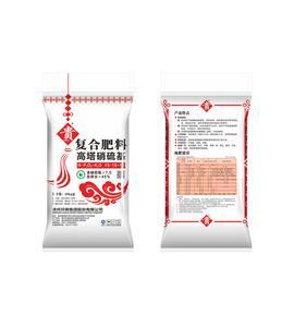 高塔硝硫基复合肥—贵牌—45%(15-15-15)—粒状—白色—40kg